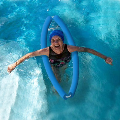 Aquatic Walker Comfort Rehab Support Pool Aid Extra Buoyant and Durable - HonorTraders