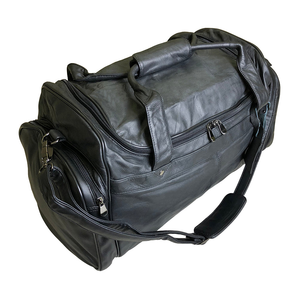 is a duffle bag a carry on