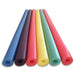 Oodles of Noodles Deluxe Foam Pool Swim Noodles - 6 PACK 52 Inch Bulk Pack - HonorTraders