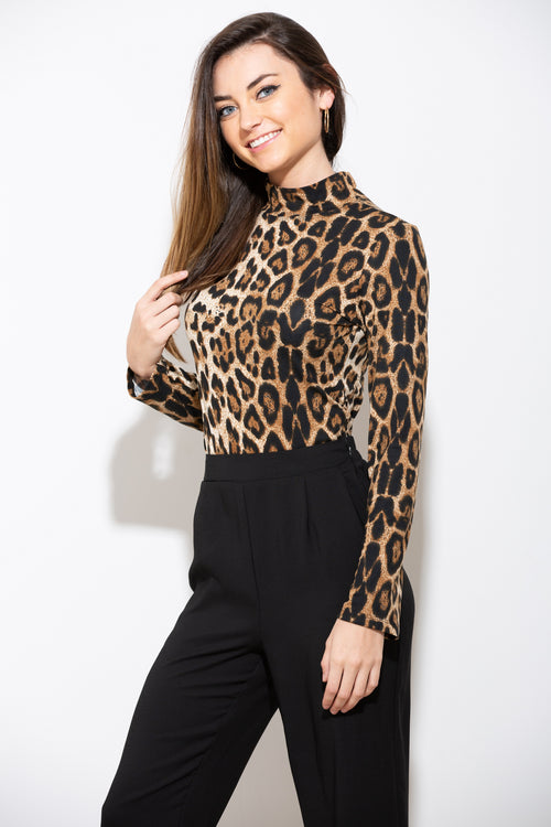 Wild Thoughts Leopard Bodysuit
