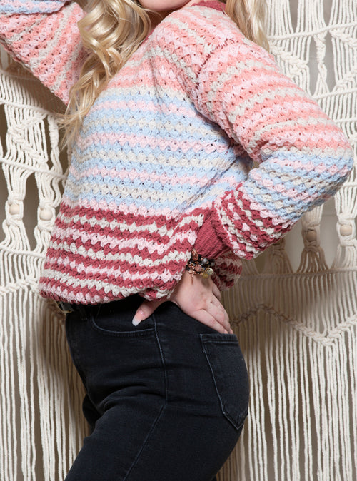 Unconditional Love Knit Sweater - impromptu boutique