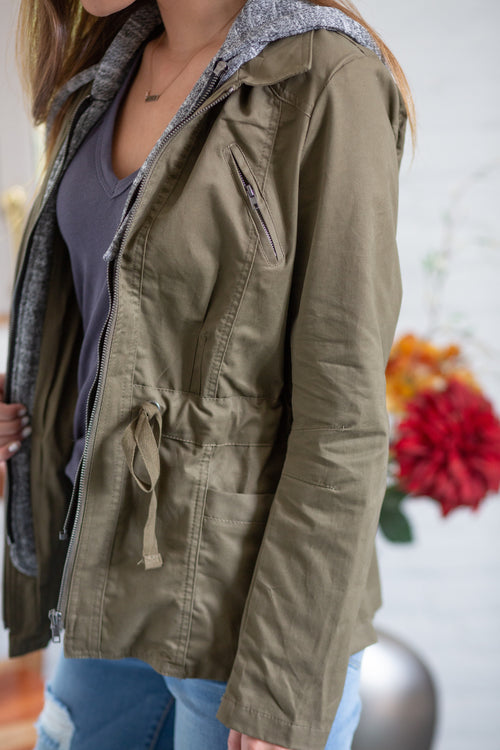 Early Riser Cargo Jacket - impromptu boutique