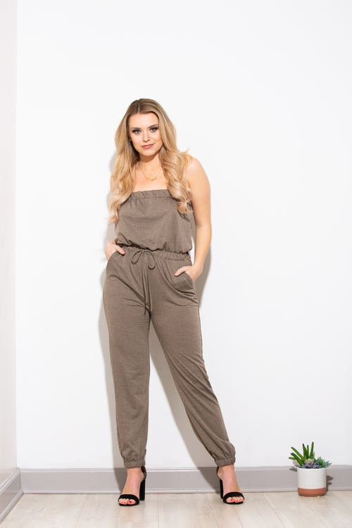 Live For The Weekend Jumpsuit