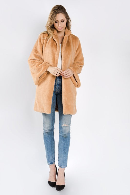 The Stella Fur Coat
