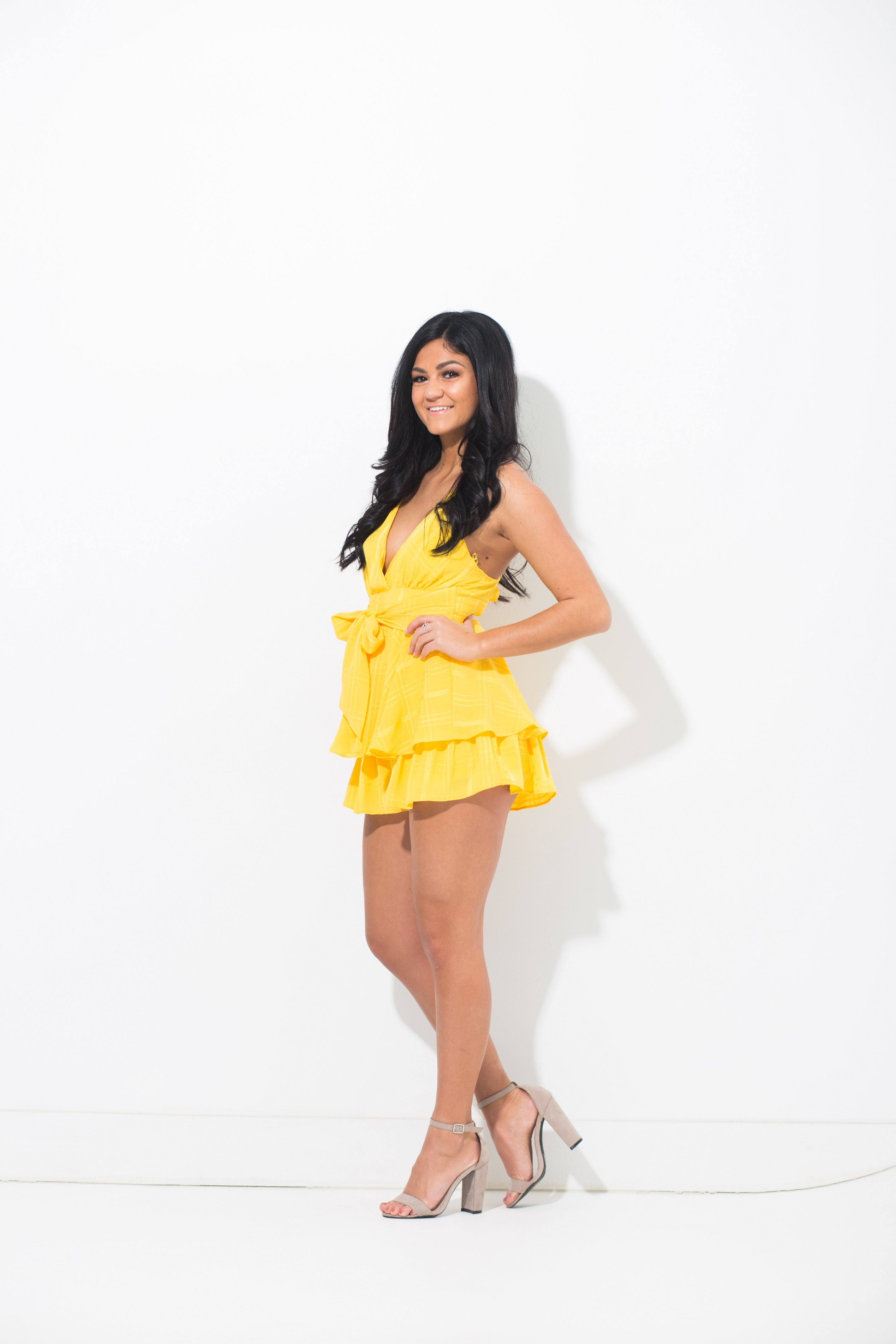 Be My Sunshine Romper