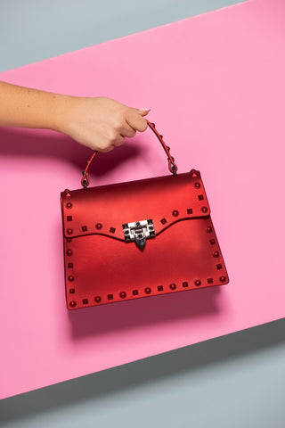 Chain Reaction Purse