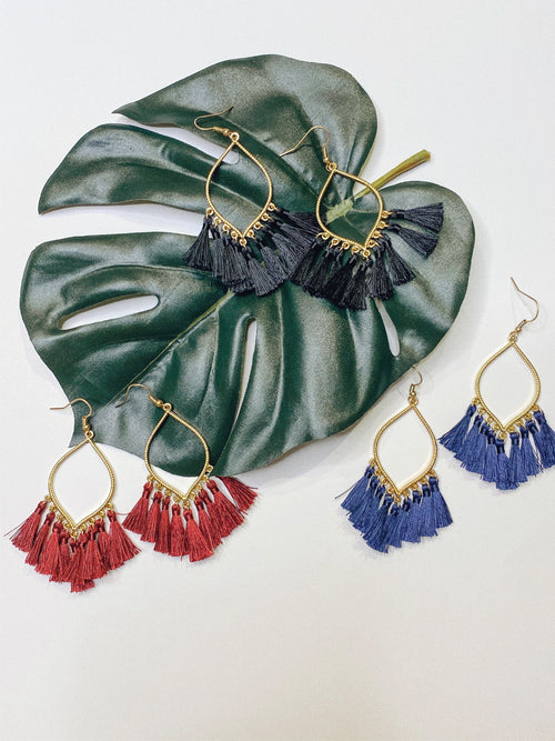 More Of You Tassel Earrings - impromptu boutique