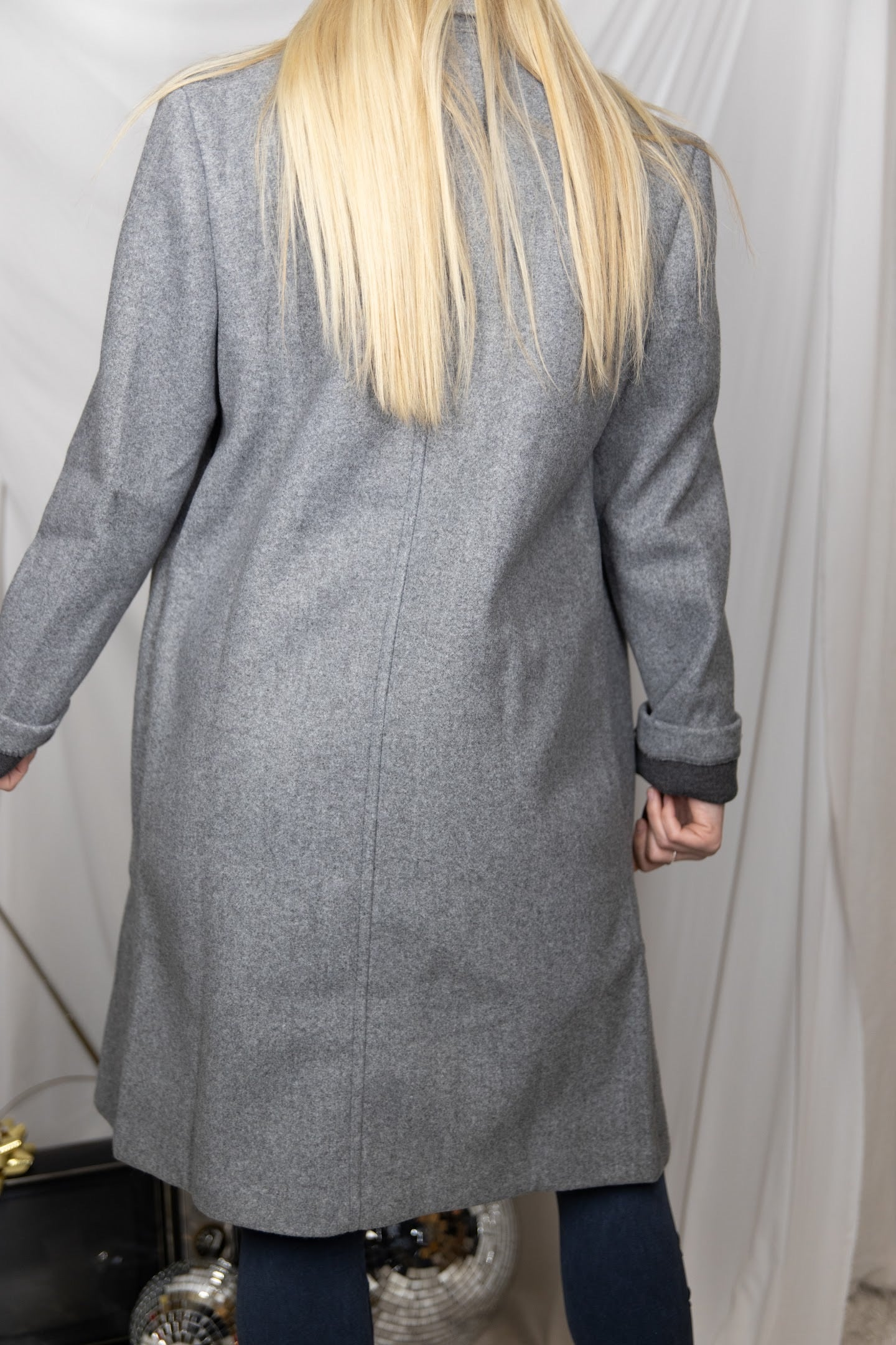 Unforgettable Love Wool Coat