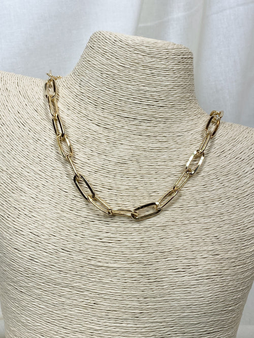 Rae Gold Chain Necklace