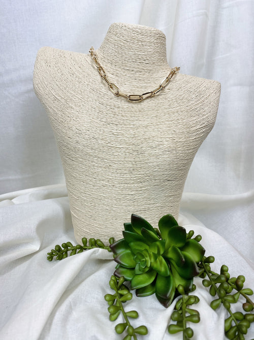 Kenley Gold Chain Necklace