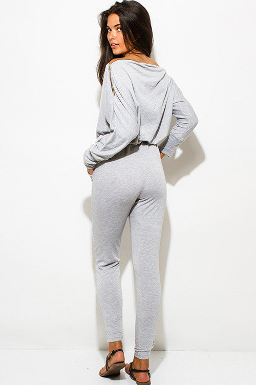 For The Love Of Sweats Jumpsuit - impromptu boutique