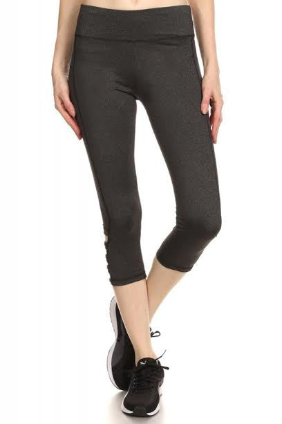 Goal Digger Cropped Leggings