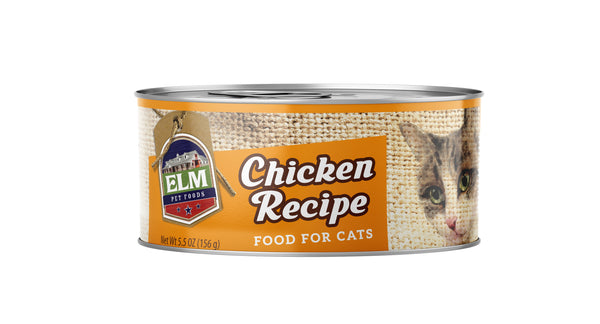 Canned Chicken Recipe For Cats
