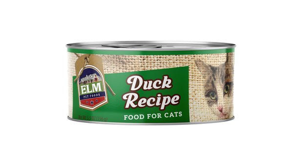 Canned Duck Recipe For Cats
