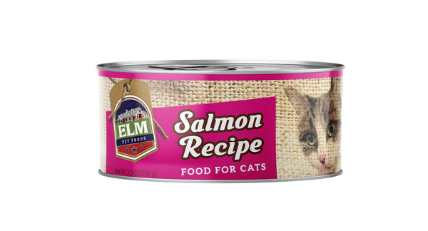 Canned Salmon Recipe For Cats
