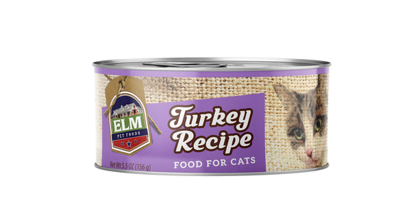 Canned Turkey Recipe For Cats
