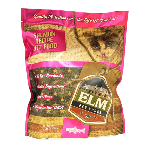 Salmon Cat Food 7 lb.