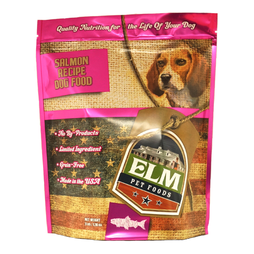 Salmon Dog Food 3 lb.