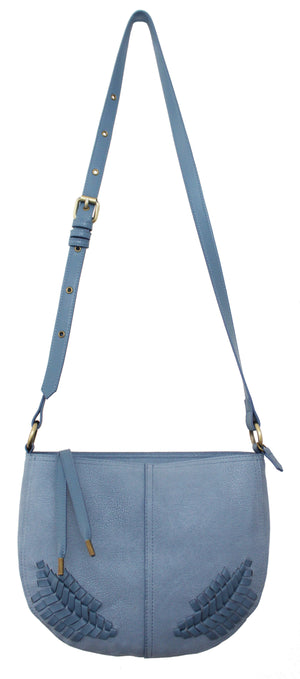 Marquesas Crossbody in Blue