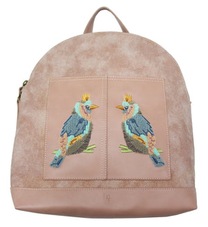 Palm Highway Backpack in Rose