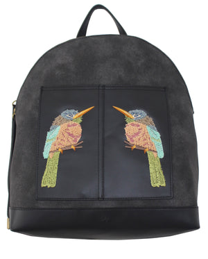 Palm Highway Backpack in Charcoal