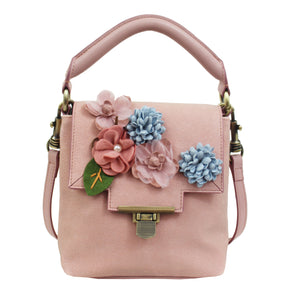 Marquesas Mini Satchel in Rose