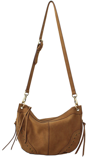LOST HIGHWAY CROSSBODY IN ANTIQUE OAK