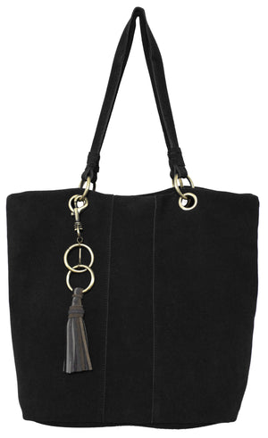 Alamo Tote in Black
