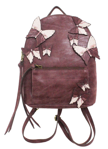 PARISIAN NIGHTS BACKPACK IN RAVEN