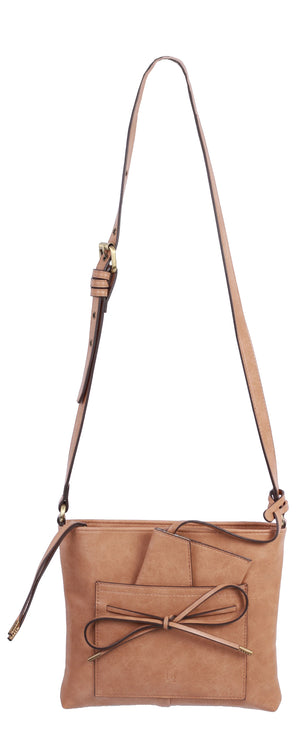 Waimea Bay Passport Crossbody in Sparrow