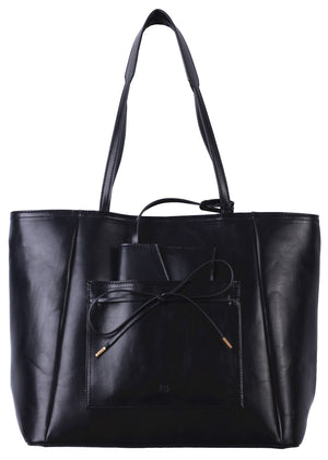 Waimea Bay Tote in Black