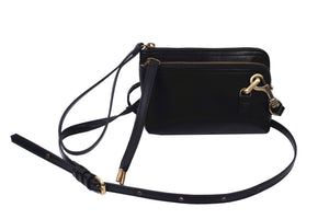 Waimea Bay Wristlet in Black