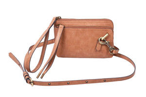 Waimea Bay Wristlet in Sparrow