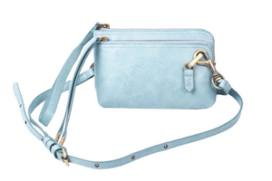 Waimea Bay Wristlet in Blue
