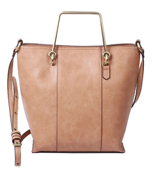 Waimea Bay Mini Tote in Sparrow