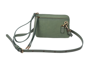 Painted Desert Wristlet in Sage
