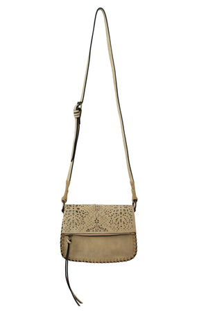 Amarillo Crossbody in Sandstone