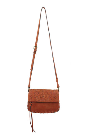 Amarillo Crossbody in Terracotta