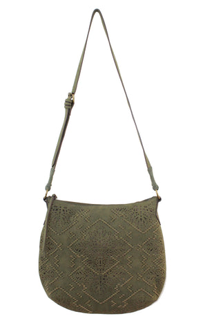 AMARILLO CROSSBODY HOBO IN PRAIRIE