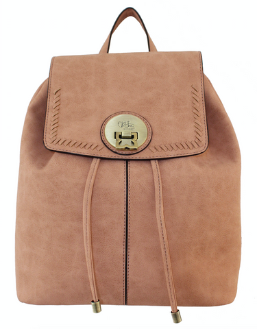 West Wind Backpack in Peach