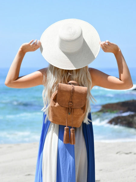 Palomina Backpack in Cedar