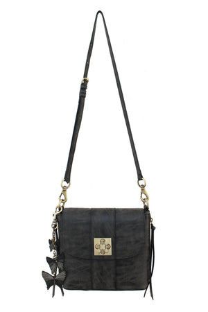 Parisian Nights Crossbody in Black
