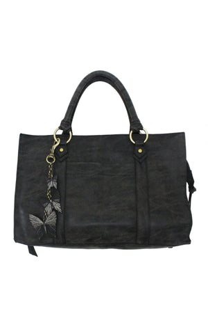 Parisian Nights Tote in Black