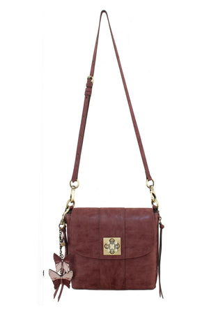 Parisian Nights Crossbody in Raven
