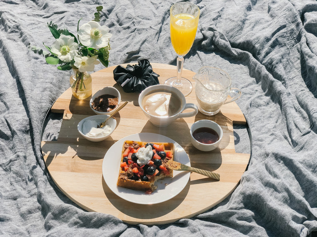 The Breakfast in Bed Package