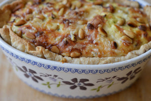 RICOTTA AND COURGETTE PIE