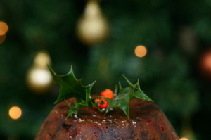 EDWARD HAYDEN'S CHRISTMAS PUDDING