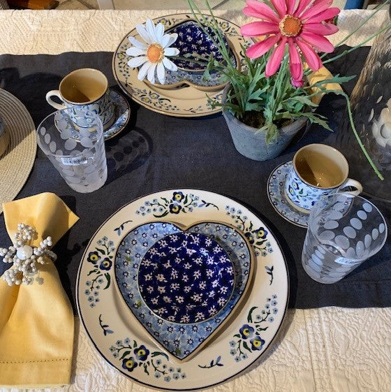 Nicholas Mosse Handcrafted Irish Table and Giftware Pottery