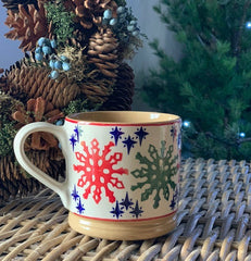 Christmas Mug 2018 from Nicholas Mosse