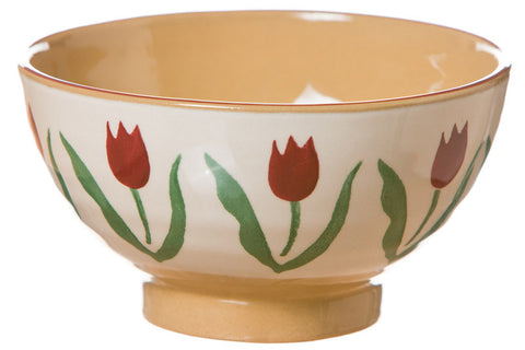 SMALL BOWL RED TULIP